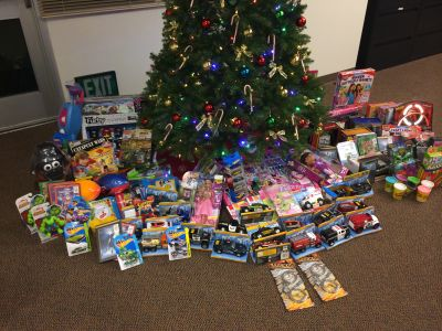 Help GPOA Support Toys for Tots and the St. Mary's Toy Drive