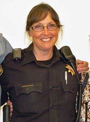Congratulations Officer Taryn Hathway On Your Retirement